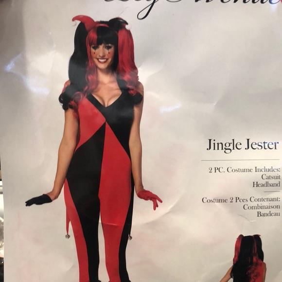 Leg Avenue Jungle Jester - Large